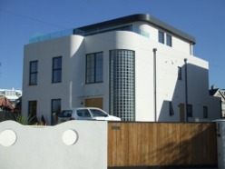 Art Deco homes are a feature of Lilliput