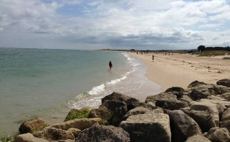 Sandbanks's fantastic sandy beaches
