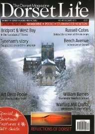 Front cover of Dorset Life magazine